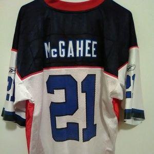 Other - Reebok NHL gear Willis McGahee jersey